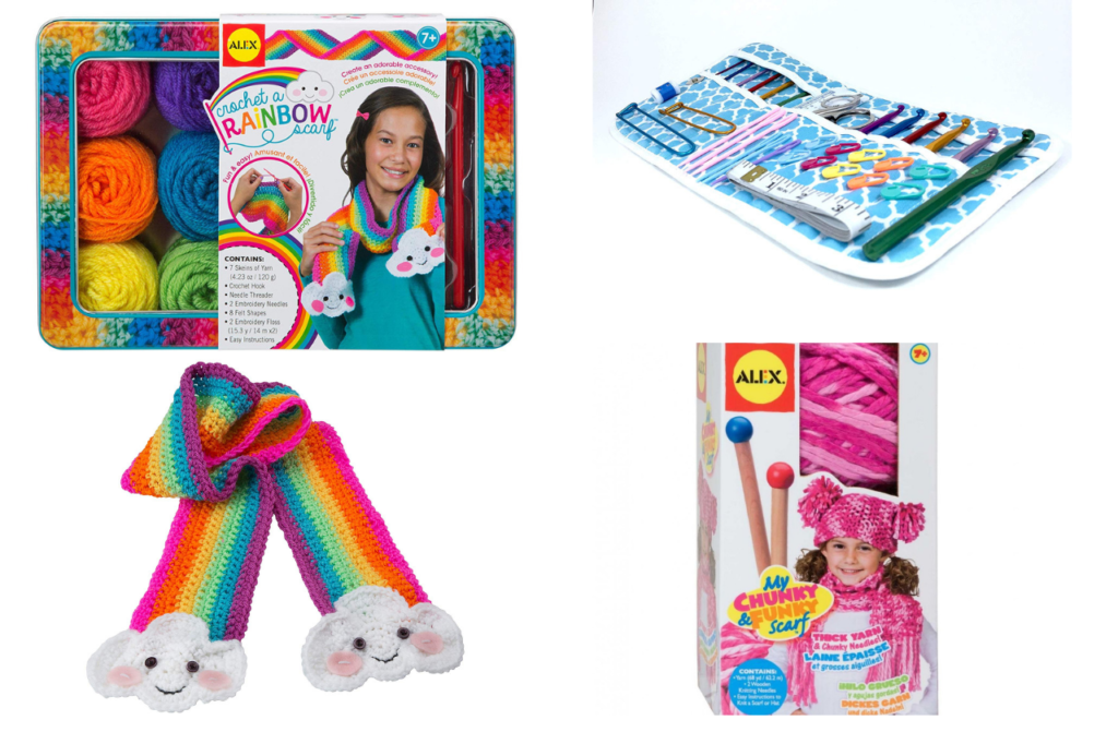 sewing set for girls