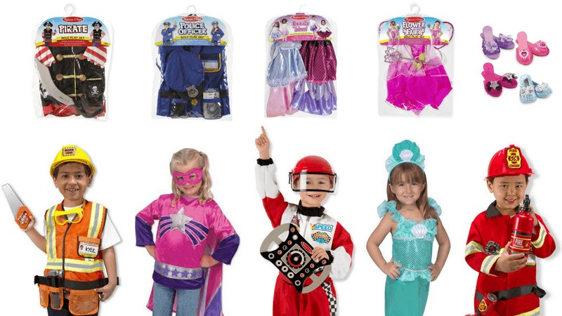 dress up for girls and boys