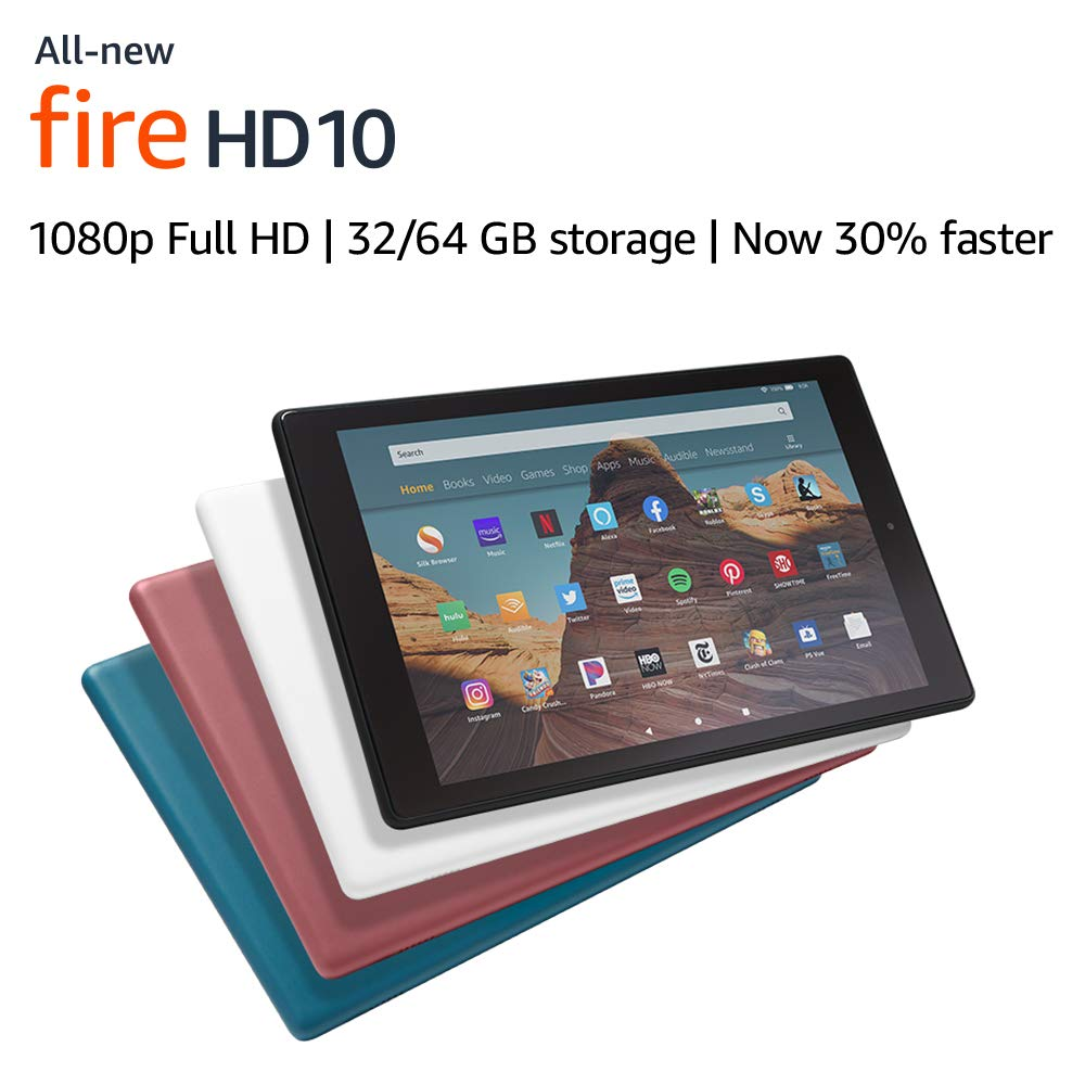kindle fire- non toy gift ideas for kids