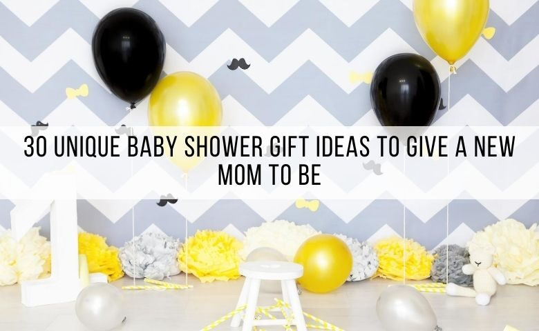 baby shower gift ideas for new moms to be