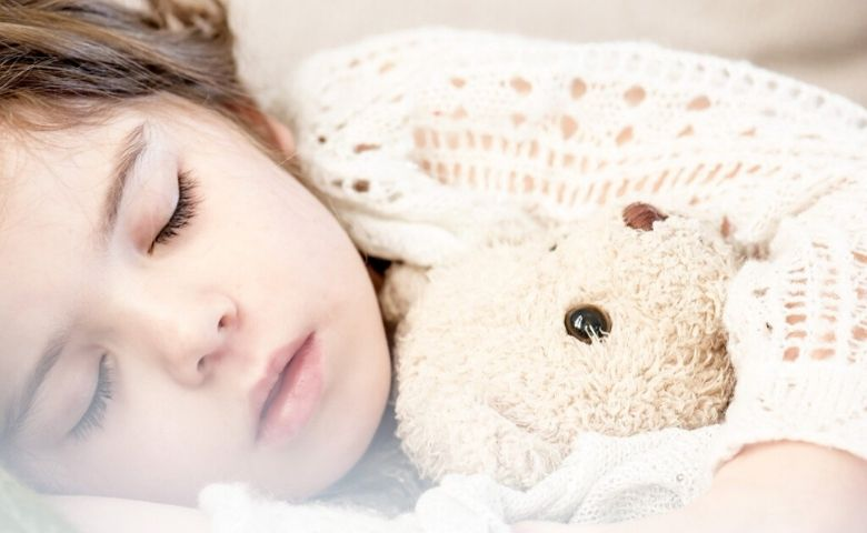 baby sleeping- boost your immune system