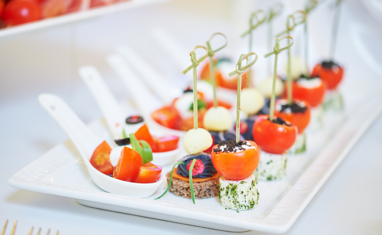 become a catering business owner