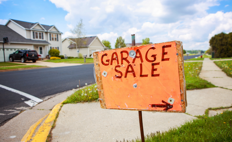 rent out your garage or carspace