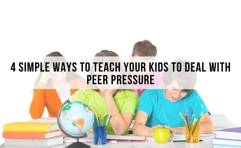 how to deal with peer pressure. tips to deal with social pressure