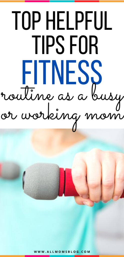 health and fitness tips for busy moms to make your life happy and healthy