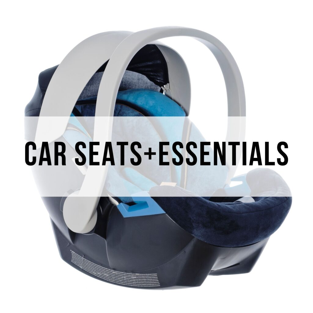 car seats and car accessories for kids and babies